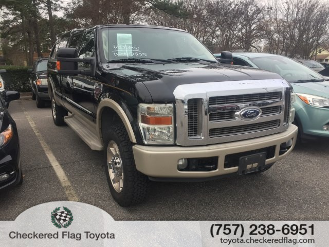 Pre-Owned 2008 Ford F-250SD King Ranch