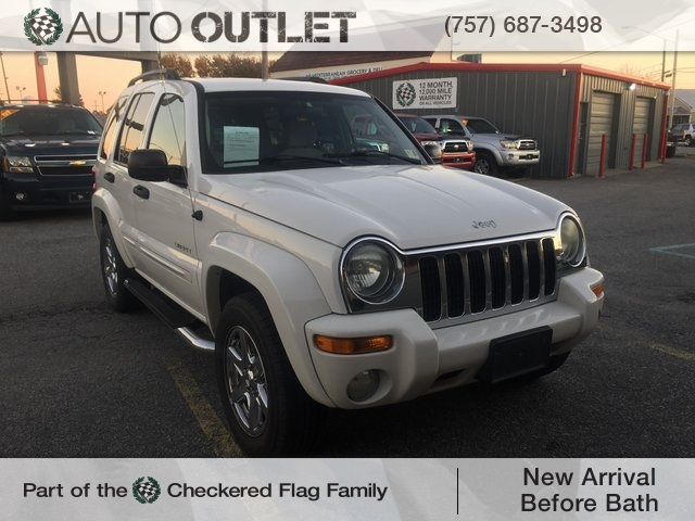 Pre-Owned 2004 Jeep Liberty Limited