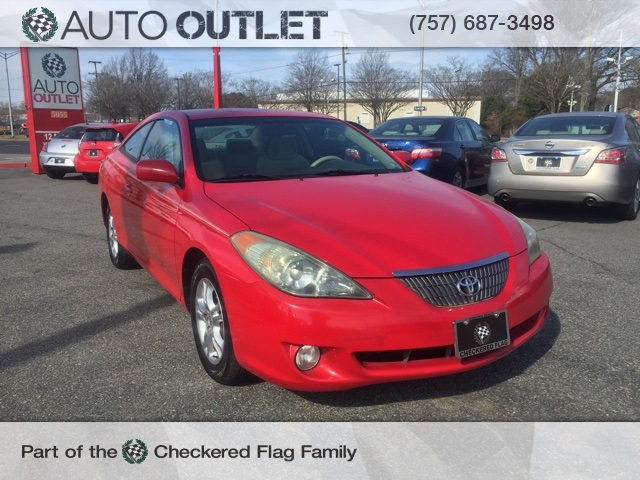 Pre-Owned 2005 Toyota Camry Solara SE Sport