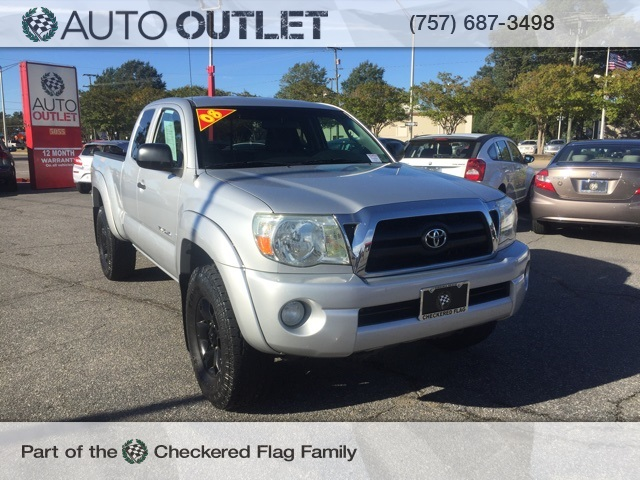 Pre Owned 2008 Toyota Tacoma PreRunner