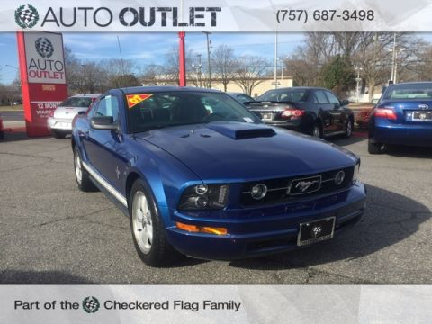 Pre-Owned 2007 Ford Mustang V6 Premium