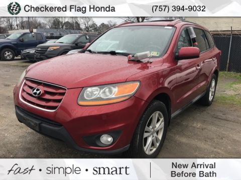 Pre-Owned 2010 Hyundai Santa Fe Limited