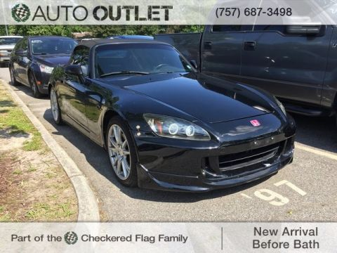 Pre-Owned 2005 Honda S2000 Base