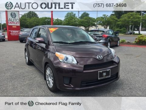 Pre-Owned 2011 Scion xD Base