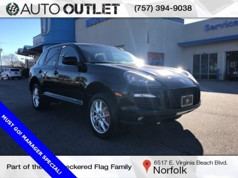 Pre-Owned 2010 Porsche Cayenne Turbo